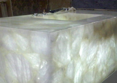 Integrated Sink