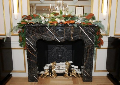 Daher Fireplace N Marcus Complete