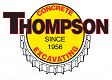 Website for Thompson Excavating & Concrete