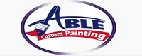 Website for Able Custom Painting & Wallcoverings