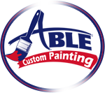 Website for Able Custom Painting & Home Improvements