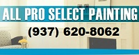 Website for All Pro Select Painting, LLC
