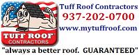 Website for Tuff Roof Contractors, LLC