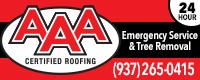 Website for A A A Certified Roofing