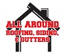 Website for All Around Roofing Siding & Gutters