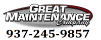Website for Great Maintenance Company, LLC