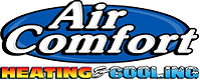 Website for Air Comfort Heating & Cooling