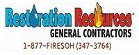 Website for Restoration Resources, LLC