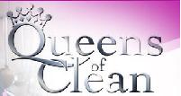 Website for Queens of Clean
