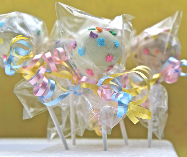 how to make cake pops tutorial