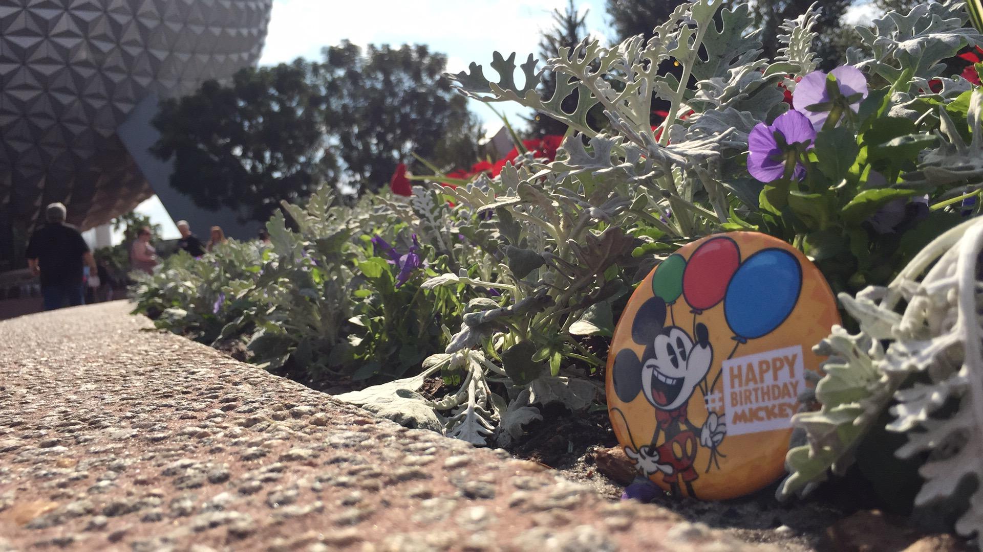 Mickey's 88th Birthday