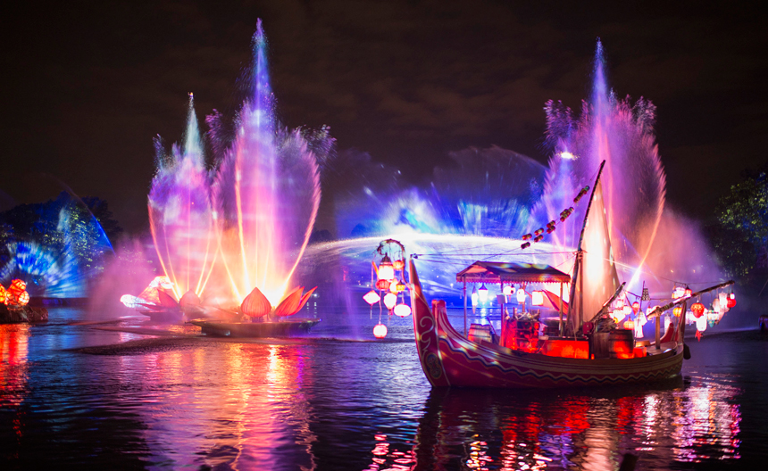 Rivers of Light Preview