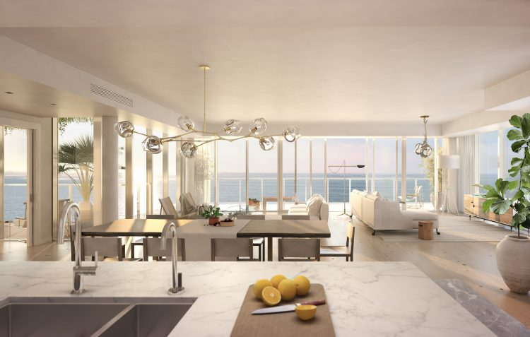 Palm beach island shoreline gets new real estate for the for 11 x 16 living room