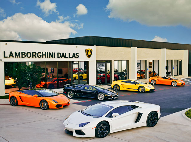 Lamborghini Dallas Store photo