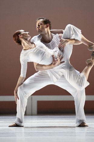 "Royal Swedish Ballet - Desislava Stoeva and Andrey Leonovitch in Mauricio Wainrot's ""Messiah"""
