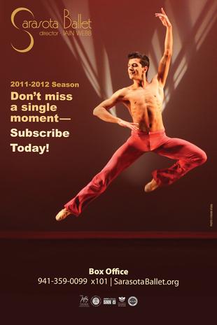 Sarasota Ballet - 2011-2012 Season