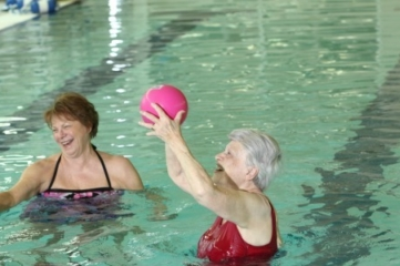 Senior Water Fitness Classes