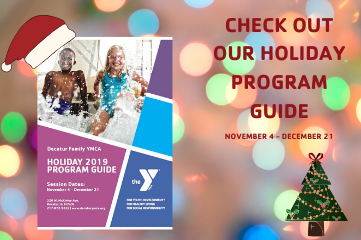 Check out the Holiday Program Guide