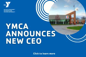 YMCA Announces New CEO