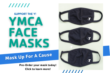 Mask Up - YMCA Face Masks