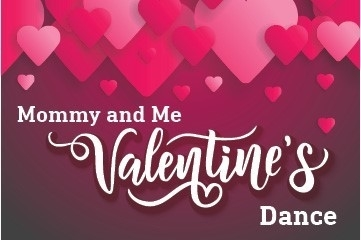 Mommy & Me Valentine Dance