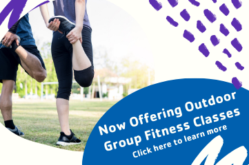 Outdoor Group Fitness Classes