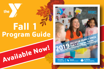 Check out the Fall 1 Program Guide