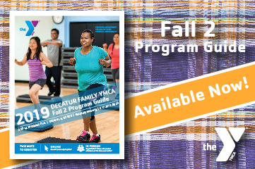 Check out the Fall 2 Program Guide