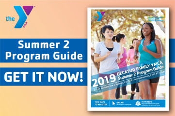 Check out the Summer 2 Program Guide