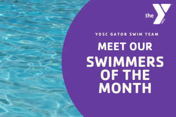 YDSC Swimmer of the Month