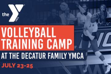 Volleyball Fundamental Skills Training Camp