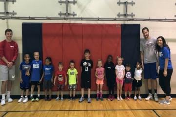 Youth Seasonal Sports Camps and Tiny Tikes