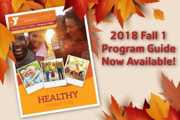Check out the Fall 1 Program Guide!