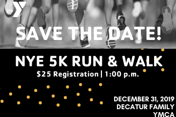 NYE 5K Run/Walk