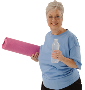 Senior Yoga Mat