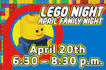 Family Night - April 20