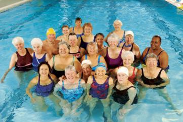 Senior Aquatics