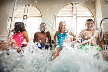 Youth Water Fitness Classes