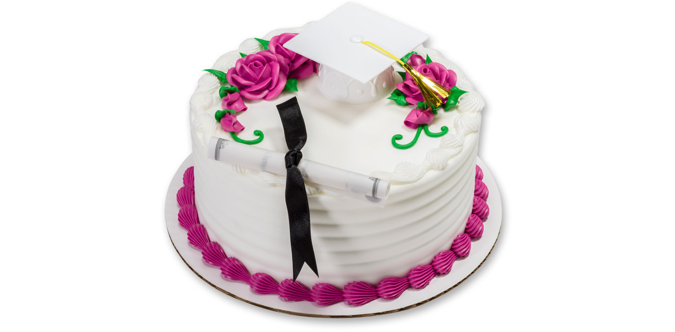 Simple Cake Designs For Graduation : How-To Make an Easy Graduation Cake - Cakes.com