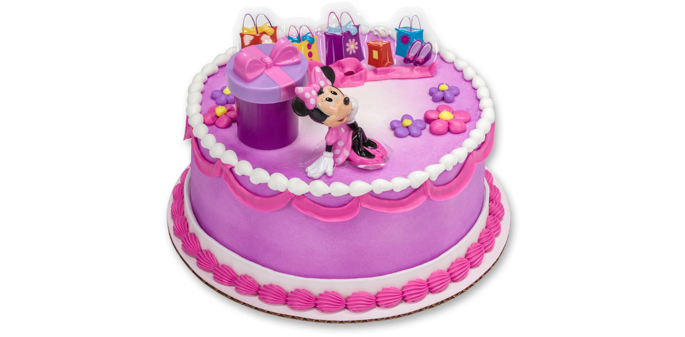 Minnie Mouse Birthday Cake Supplies Image Inspiration of Cake and