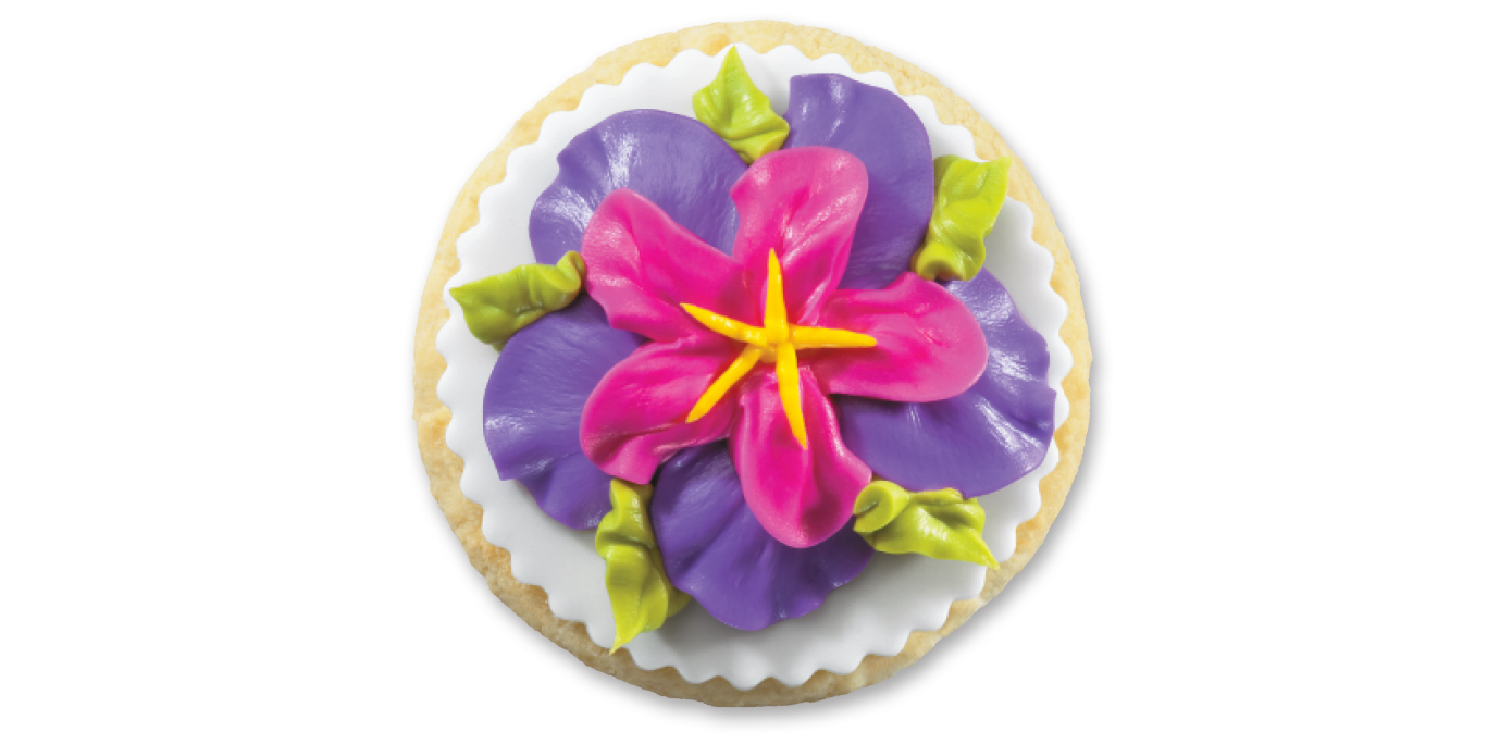 Howto Make A Hibiscus Flower Cakes How To Draw A Hibiscus Flower On Nails  Solution For