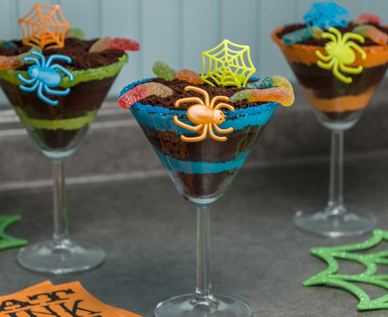 How-To Make Monster Parfaits