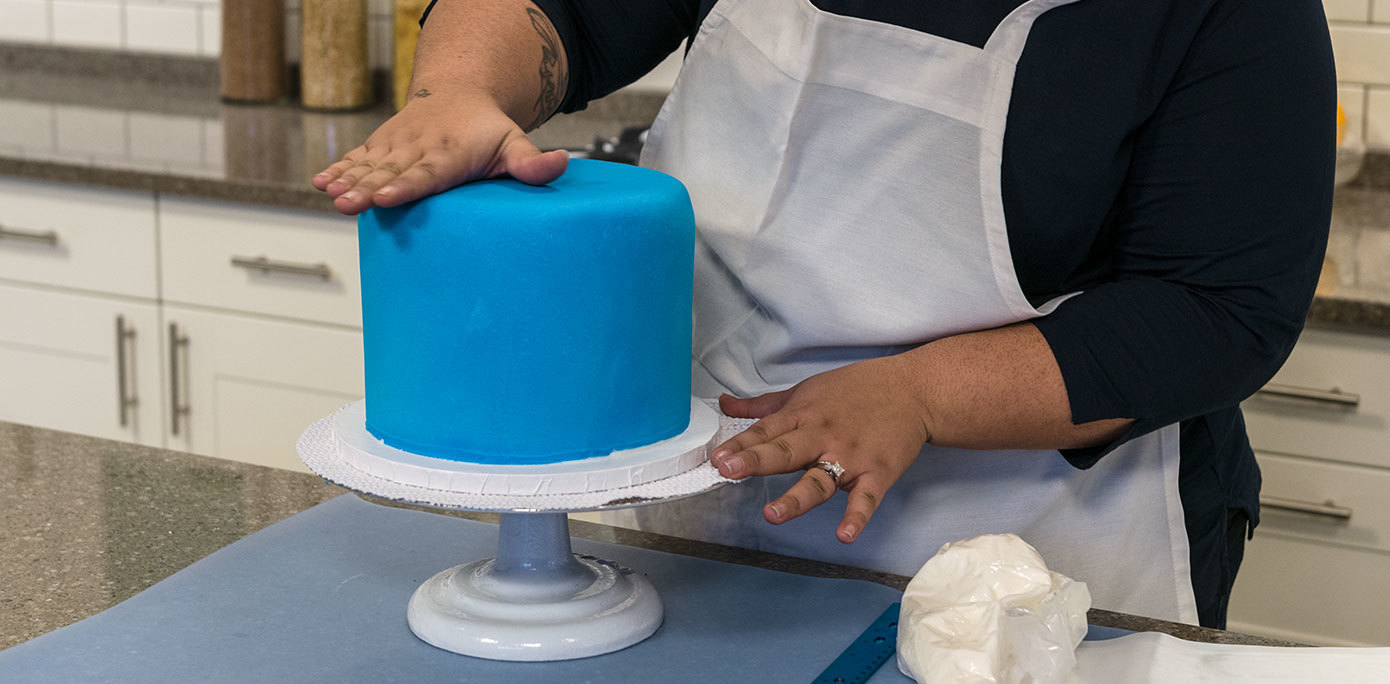 how to make cake cover