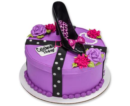 How-To Make a Fashion Diva's Favorite High Heels Cake