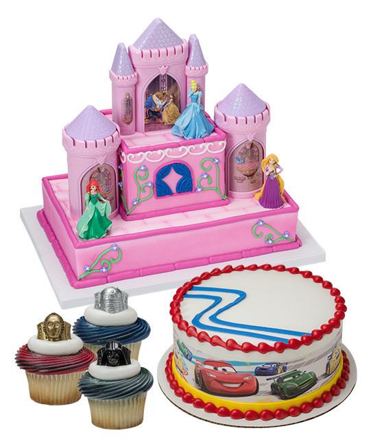 Licensed Cake Decorations