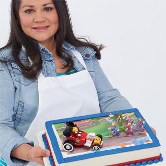 Cake Decorations Increase Bakery Incremental Profits