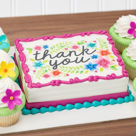Congratulations & Thank you