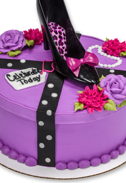 How-to Make a Fashion Diva's Favorite High Heels Cake