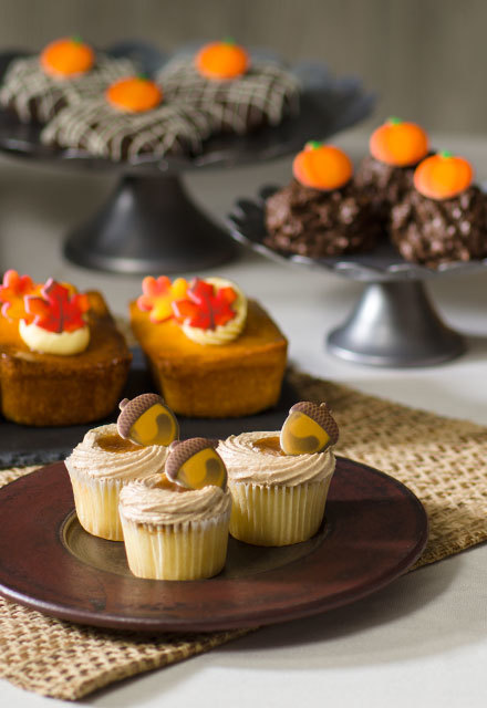 How-to Make Fall Bake Sale Treats