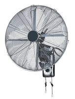 Wall Fan  Gun Metal